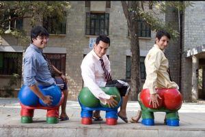 3 idiots ass