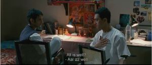 all is well photoJPG - 3 Idiots