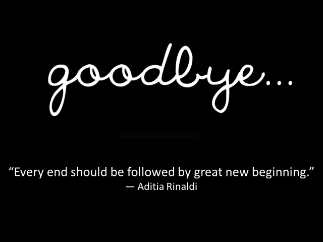 This is Just Temporary... Goodbye!