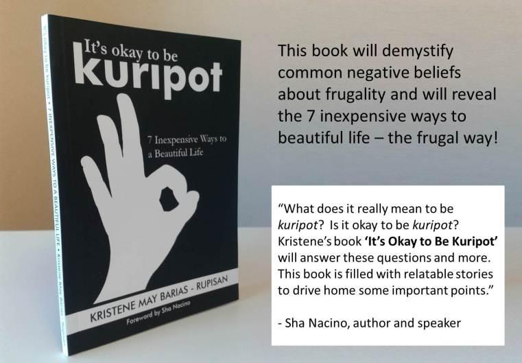 It's Okay to Be Kuripot Ad